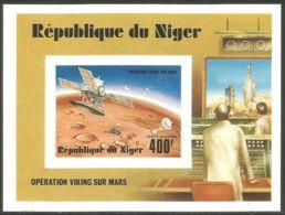 Niger Space Espace Viking Mars MNH ** Neuf SC (A53-982a) - Niger (1960-...)