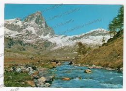 Valle D'aosta - Cervinia Breuil - M. Cervino - Italia