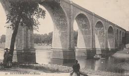 Rare Cpa Hennebont Le Viaduc - Hennebont