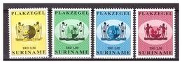 Surinam / Suriname 2004 Plakzegel Revenue Stamp Fiscal Fiscaux MNH - Surinam