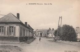 Rare Cpa Rubempré Roue De Pas - France