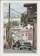 2011-EP-32 CUBA 2011 TURISTIC FORWARDED POSTAL STATIONERY. SANTIAGO DE CUBA. - Cuba
