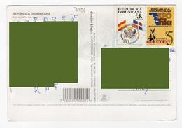 REPUBLICA DOMINICANA - Polo Cavallo Horse Barca A Vela Ananas - Repubblica Domenicana