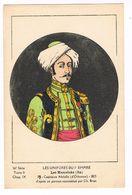 Uniforme.Empire. Les Mameluks.Capitaine ABDALA Osbonne  Illustrateur:Ch BRUN ( T.u.273) - Uniforms