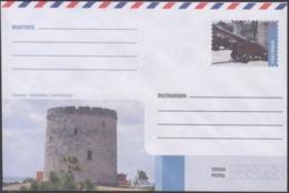 2018-EP-29 CUBA 2018 UNUSED NACIONAL POSTAL STATIONERY. VARADERO COLONIAL TOWER. - Cuba