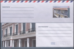 2018-EP-31 CUBA 2018 UNUSED NACIONAL POSTAL STATIONERY. HOLGUIN, LA PERIQUERA. - Cuba