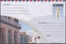 2018-EP-34 CUBA 2018 UNUSED NACIONAL POSTAL STATIONERY. TRINIDAD, SANCTI SPIRITUS. - Cuba