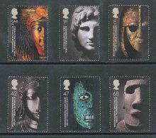 GRANDE-BRETAGNE - 2003 - Yvert  2480/2485 - NEUFS ** Luxe MNH - Série Complète 6 Valeurs - British Museum - 1952-.... (Elizabeth II)