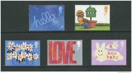GRANDE-BRETAGNE - 2002 - Yvert  2308/2312 - NEUFS ** Luxe MNH - Série Complète 5 Valeurs - Timbres Pour évènements - 1952-.... (Elizabeth II)