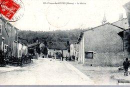 BILLY SOUS LES CÔTES  -  La Mairie  -  Animation - Francia