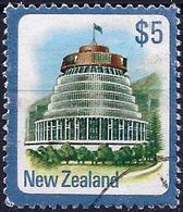 New-Zealand 1981 - Parlament Of Wellington ( Mi 834 - YT 804 ) - Nouvelle-Zélande