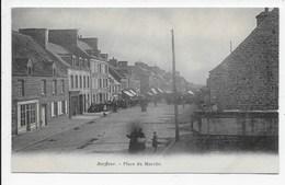 Barfleur - Place Du Marche - Dos Simple - Barfleur