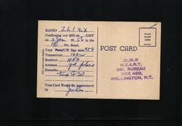 Bermuda Islands 1956 Amateur Radio Interesting Postcard - Bermudes