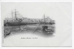 Barfleur - Le Port - Dos Simple - Barfleur