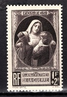 FRANCE 1940 -  Y.T. N° 465 - NEUF** /7 - France