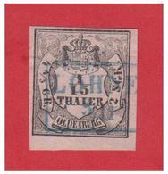 GERMANY -- ALLEMAGNE -- OLDENBURG --MITCHEL N° 3 TYPE II - Oldenbourg