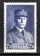 FRANCE 1941 - Y.T. N° 473  - NEUF** - Neufs