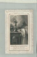 CANIVET   Image Pieuse  Pourquoi Il Faut Souffrir ,   Imp. Ch Letaille  Edit  Pontifical Jan 2019 Caniv - Images Religieuses