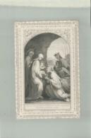 CANIVET   Image Pieuse  Tous Les Rois De Terre...  L.J  Hallez  Invt - Tours  Em. Berthiault   Imp. 1870  Jan 2019 Caniv - Images Religieuses