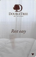 Double Tree By Hilton - Cartes D'hotel