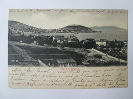 Turkey-Islands Of Princes/Iles Des Princes,used Postcard From 1901 - Turquie