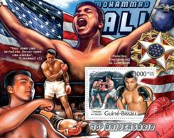 Guinea Bissau 2012 Mohamed Ali , Boxing - Guinea-Bissau