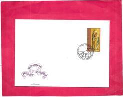 LIECHTENSTEIN - Enveloppe Premier Jour - 2 Décembre 1991 - - Liechtenstein