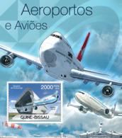 Guinea Bissau 2012 Planes & Airports - Guinea-Bissau