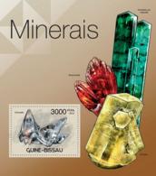 Guinea Bissau 2012 Minerals - Guinea-Bissau