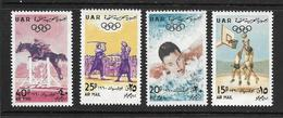 SYRIE 1960 JO ROME  YVERT N°A167/70  NEUF MNH** - Summer 1960: Rome