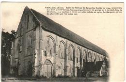 61thn 626 CPA - VAUCLERC - RESTES DE L'ABBAYE DE BERNADINS - France