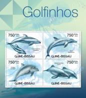 Guinea Bissau 2012 Fauna  Dolphins - Guinea-Bissau