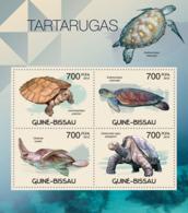 Guinea Bissau 2012 Fauna Turtles - Guinea-Bissau