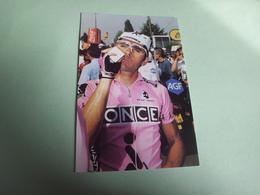 CARTE CLUB NEURDIN ..LAURENT JALABERT ..CYCLISTE ... - Sportsmen