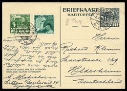 1938, Niederländisch Indien, 256 U.a., Brief - Niederländisch-Indien