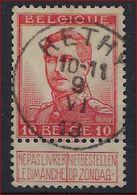 Pellens Zegel Met ZELDZAME  Rondstempel RETHY ; Staat Zie Scan ! Inzet 5 € ! - 1912 Pellens