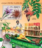 Guinea Bissau 2012 Indian Spices - Guinea-Bissau