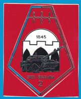AUTOCOLLANT 1845 SIDI BRAHIM 2 - Autocollants