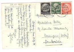 13057 - Pour La France - Deutschland