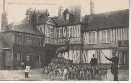 76 - MONTIGNY - Rendez-vous De Chasse - Francia