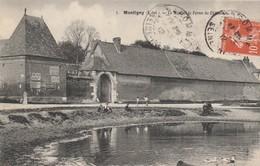 76 - MONTIGNY - La Mare Et La Ferme Du Château - Francia