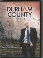 DVD Saison 2  DURHAM COUNTY  Genre Policier  2  Dvd   Etat: TTB Port 130 Gr - TV Shows & Series