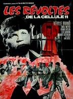 AFF ORIG NEUVE REVOLTES DE LA CELLULE 11 120X160 Don Siegel (1954) - Posters