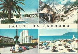 SALUTI DA CARRARA (261) - Carrara