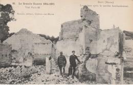 51 - BOUY - Les Ruines Après Le Terrible Bombardement - France