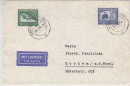 Luftpostbrief? Aus KOCHEM 8.7.38 - Deutschland