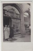 Gummihaus AUGUST KNOPF - 1925 - Shops