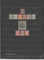 11 TIMBRES LEVANT OBLITERES & NEUF* DE 1886 & 1902    Cote : 13,60 € - Autres - Afrique