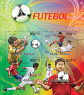 Guinea Bissau 2012 Football - Guinea-Bissau