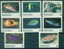 VANUATU N°769 / 783 N Xx Poissons TB Cote35 €. - Vanuatu (1980-...)